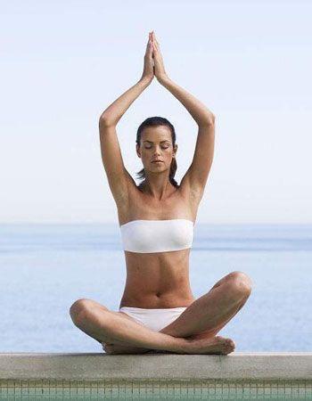 这5个瑜伽动作,长期坚持练习逆